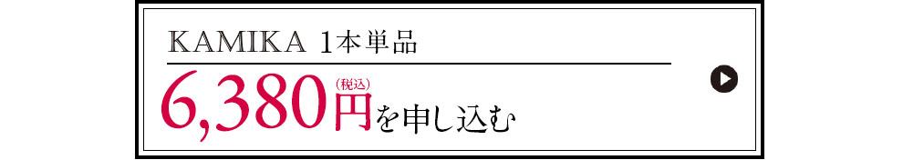 KAMIKA 1本 5,800円